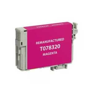 Remanufactured Epson 78 Magenta ink cartridge, T078320