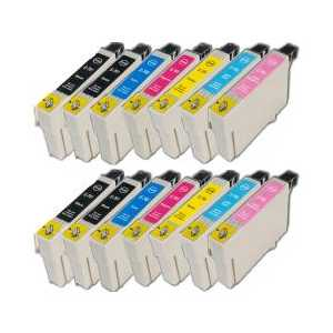 Multipack - Epson 79 remanufactured ink cartridges - 14 pack