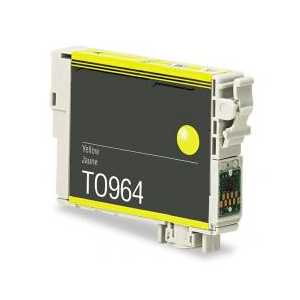 Remanufactured Epson 96 Yellow ink cartridge, T096420