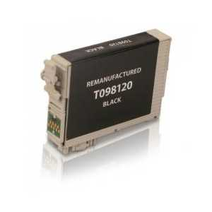 Remanufactured Epson 98 Black ink cartridge, T098120