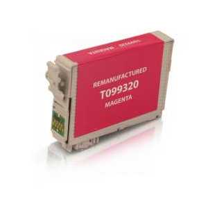 Remanufactured Epson 99 Magenta ink cartridge, T099320