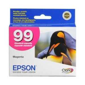 Epson 99 Magenta genuine OEM ink cartridge - T099320
