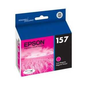 Epson 157 Magenta genuine OEM ink cartridge - T157320