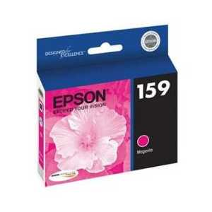 Epson 159 Photo Magenta genuine OEM ink cartridge - T159320