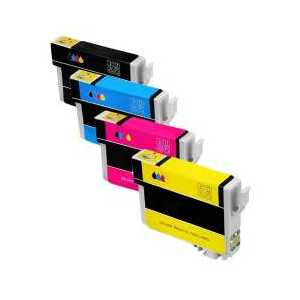 Remanufactured Epson 288XL ink cartridges, 4 pack