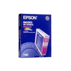 Epson T462 Magenta genuine OEM ink cartridge - T462011