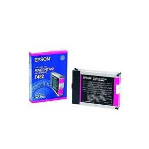 Epson T482 Magenta genuine OEM ink cartridge - T482011