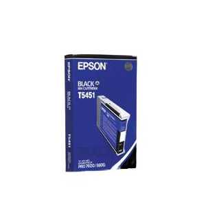 Original Epson T545100 Black ink cartridge