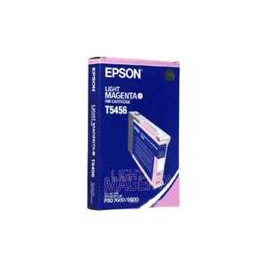 Original Epson T545600 Light Magenta ink cartridge