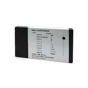 Remanufactured Epson T563200 Cyan ink cartridge
