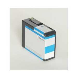 Remanufactured Epson T580200 Cyan ink cartridge