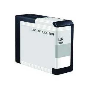 Remanufactured Epson T580900 Light Light Black ink cartridge