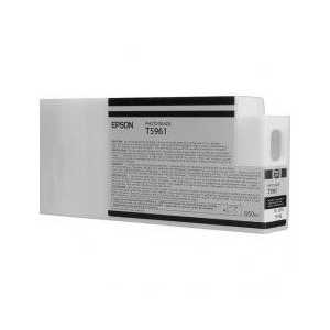 Original Epson T596100 Black ink cartridge
