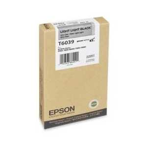 Epson T6039 Light Light genuine OEM ink cartridge - T603900