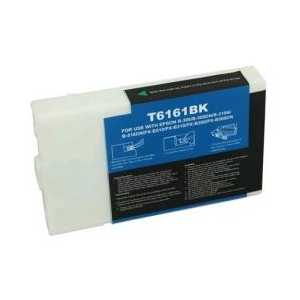 Epson T6161 Black compatible ink cartridge - T616100