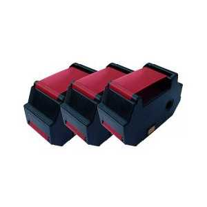 FrancoTyp Postalia compatible 58.0034.3073.00 / MRF 3073 postage meter ribbon for OptiMail 30 - 3 pack