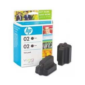 Multipack - HP 02 genuine OEM ink cartridges - C9500FN - 2 pack