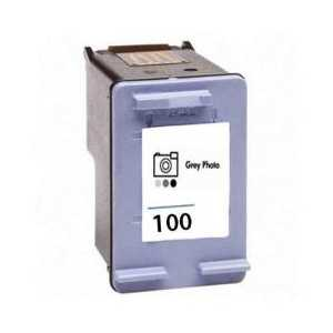 Remanufactured HP 100 Gray Photo ink cartridge, C9368AN
