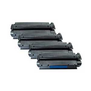 Compatible HP 12A toner cartridges, Q2612A, 4 pack