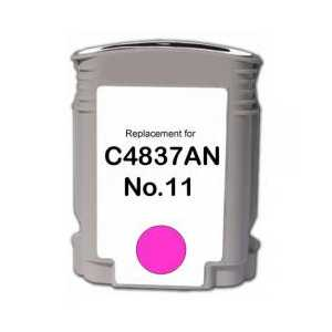 HP 13 Magenta remanufactured ink cartridge - C4816A