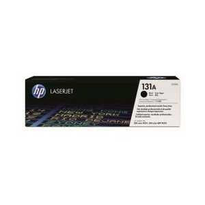 Original HP 131A Black toner cartridge, CF210A, 1600 pages