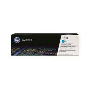 Original HP 131A Cyan toner cartridge, CF211A, 1800 pages