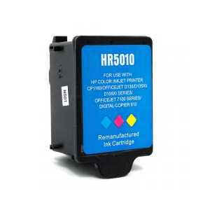 Remanufactured HP 14 Color ink cartridge, C5010D
