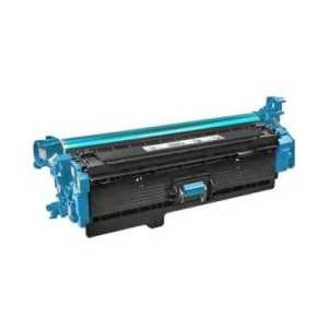Remanufactured HP 201X Cyan toner cartridge, High Yield, CF401X, 2300 pages
