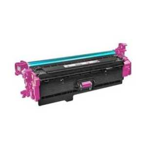 Compatible HP 201X Magenta toner cartridge, High Yield, CF403X, 2300 pages