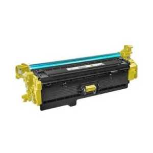 Compatible HP 201X Yellow toner cartridge, High Yield, CF402X, 2300 pages