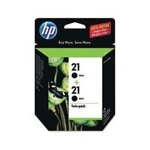 Multipack - HP 21 genuine OEM ink cartridges - C9508FN - 2 pack