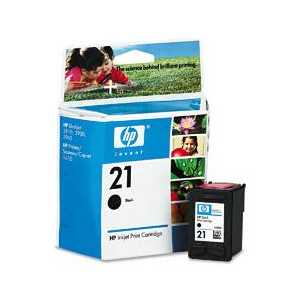 Original HP 21 ink cartridge, C9351AN
