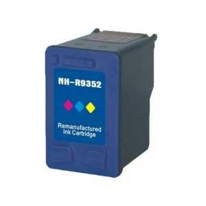 Remanufactured HP 22 Tricolor ink cartridge, C9352AN