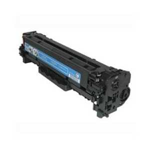 Remanufactured HP 305A Cyan toner cartridge, CE411A, 2600 pages