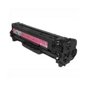 Remanufactured HP 305A Magenta toner cartridge, CE413A, 2600 pages
