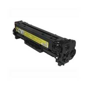 Remanufactured HP 305A Yellow toner cartridge, CE412A, 2600 pages