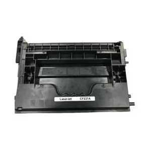 Compatible HP 37A Black toner cartridge, CF237A, 11000 pages