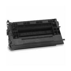 Compatible HP 37X Black toner cartridge, High Yield, CF237X, 25000 pages