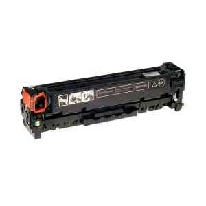 Compatible HP 410X Black toner cartridge, High Yield, CF410X, 6500 pages