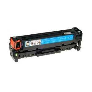 Compatible HP 410X Cyan toner cartridge, High Yield, CF411X, 5000 pages