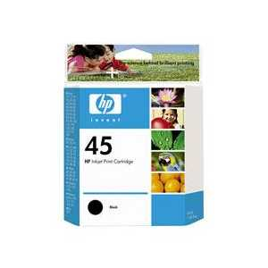 Original HP 45 ink cartridge, 51645A