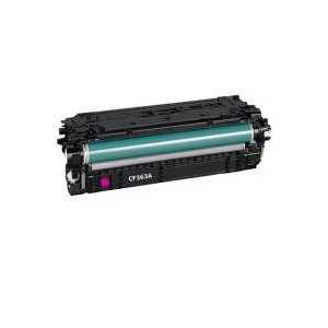 Remanufactured HP 508A Magenta toner cartridge, CF363A, 5000 pages