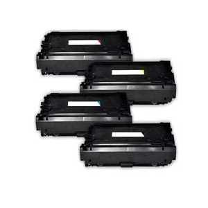 Remanufactured HP 508A toner cartridges, 4 pack