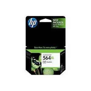 HP 564XL Photo Black High Yield genuine OEM ink cartridge - CB322WN#140