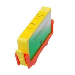 HP 564XL Yellow High Yield remanufactured ink cartridge - CB325WN#140