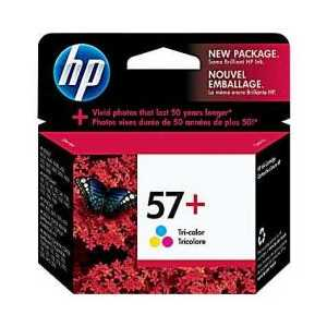 HP 57+ Tricolor genuine OEM ink cartridge - CB278AN