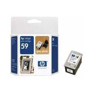 HP 59 Gray Photo genuine OEM ink cartridge - C9359AN