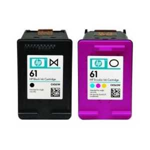 Multipack - HP 61 genuine OEM ink cartridges - CR259FN - 2 pack