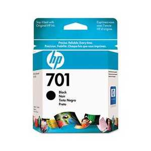 HP 701 genuine OEM ink cartridge - CC635A