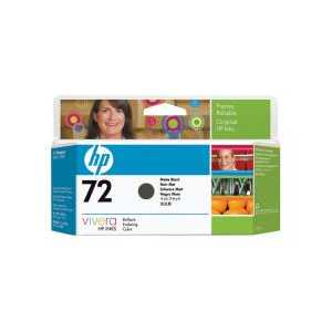 Original HP 72XL Matte Black ink cartridge, High Yield, C9403A